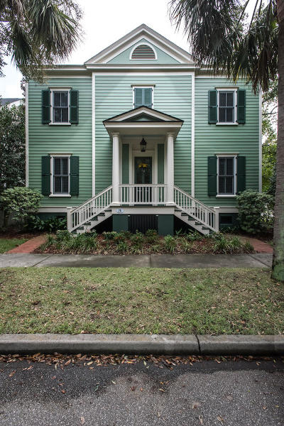 Mount Pleasant SC Single Family Home For Sale: $1,365,000