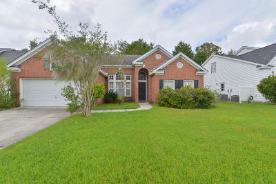 Charleston Single Family Home For Sale: 208 Hampton Bluff Road