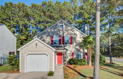 Charleston Single Family Home For Sale: 1396 Water Edge Drive