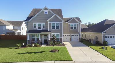 Ladson Single Family Home For Sale: 9749 Table Mountain Lane