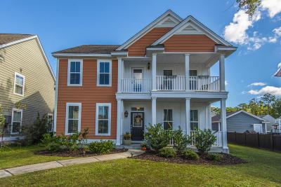 Carolina Bay Single Family Home For Sale: 1850 Gammon Street
