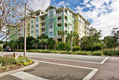 Isle Of Palms Attached Contingent: 5804 Palmetto Drive #A-212