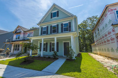 Johns Island Single Family Home For Sale: 1711 Emmets Road