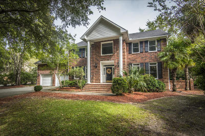 Single Family Home For Sale: 3232 Hagerty Drive