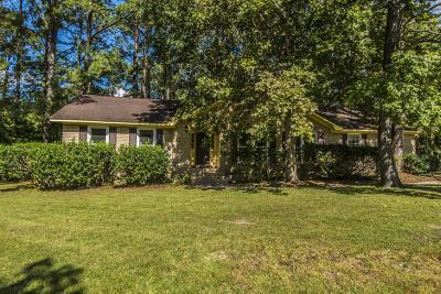 North Charleston Single Family Home For Sale: 100 Nightingale