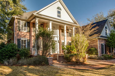Summerville Single Family Home For Sale: 101 Oak Village Lane