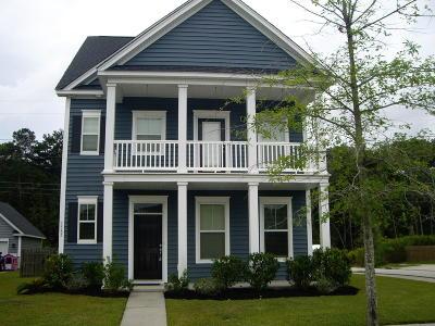 Charleston, Mount Pleasant, North Charleston, Summerville, Goose Creek, Moncks Corner Single Family Home For Sale: 1585 Seabago Drive