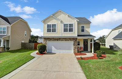 North Charleston Single Family Home For Sale: 8245 Little Sydneys Way