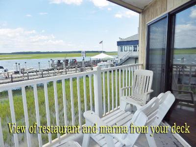 Edisto Beach, Edisto Island Timeshare For Sale: 3701 Dock Site Road #Unit 120