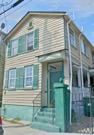 Single Family Home For Sale: 404 Race Street #A &