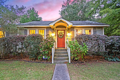 Charleston Single Family Home For Sale: 1915 2nd Drive
