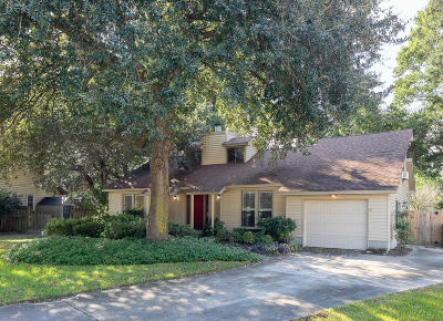 Charleston Single Family Home For Sale: 57 Crosscreek Drive