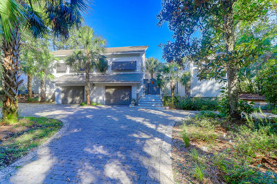 Isle Of Palms Single Family Home For Sale: 19 Edgewater Aly