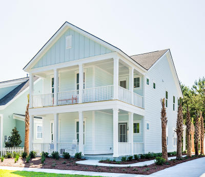 Johns Island Single Family Home For Sale: 2756 Colonel Harrison Drive
