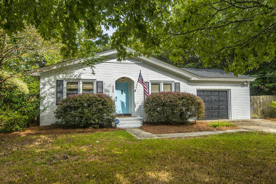 Charleston Single Family Home For Sale: 308 Culver Avenue