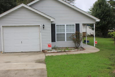 Goose Creek Single Family Home For Sale: 405 Tammie Avenue #A