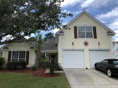 Mount Pleasant, Isle Of Palms, Daniel Island, Awendaw Single Family Home For Sale: 1517 Sweet Myrtle Circle
