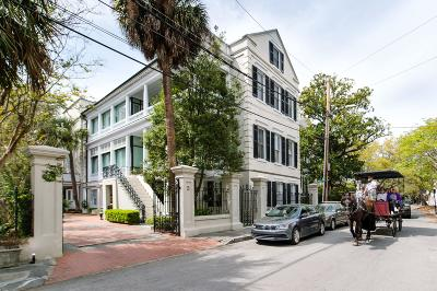 Charleston Attached For Sale: 5 Legare Street #A