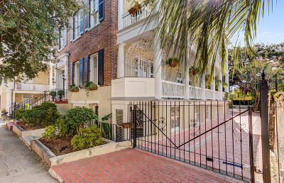 Charleston Attached For Sale: 55 Hasell Street #F