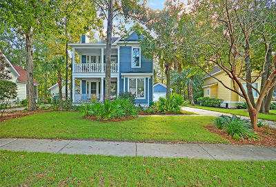 Single Family Home Contingent: 5102 Coral Reef Drive