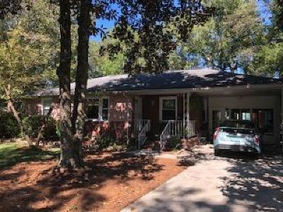 North Charleston Single Family Home For Sale: 2762 Mawood Avenue
