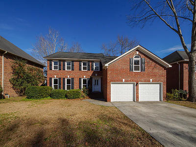 Goose Creek Single Family Home For Sale: 103 S Norfolk Way