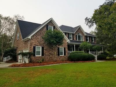 Charleston Single Family Home For Sale: 29 Ripplemoor Lane