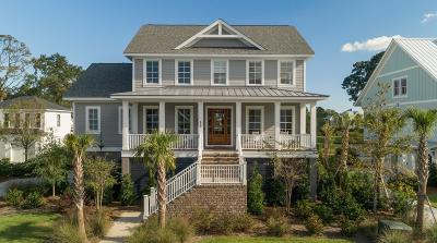 Charleston Single Family Home Contingent: 107 Brailsford Street