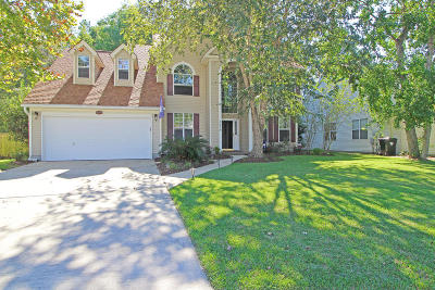 North Charleston Single Family Home For Sale: 8679 Spring Chapel Lane