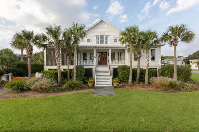 Sullivans Island Single Family Home For Sale: 227 Station 31