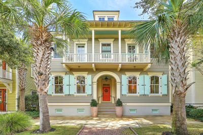 Single Family Home For Sale: 174 Ionsborough Street
