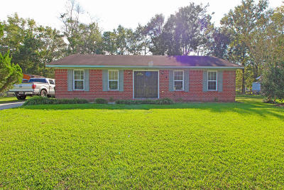 Summerville Single Family Home Contingent: 206 Violet Drive