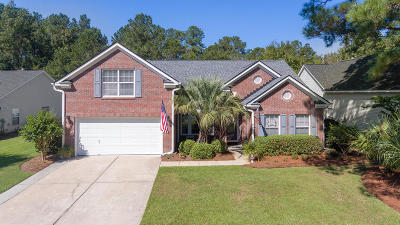 Legend Oaks Plantation Single Family Home Contingent: 556 Pointe Of Oaks Road