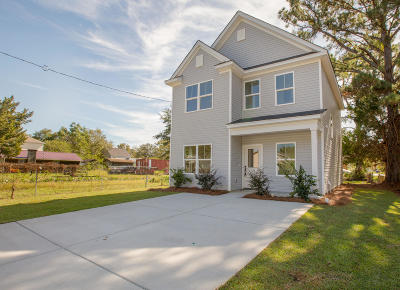 Charleston Single Family Home For Sale: 1223 5th Avenue