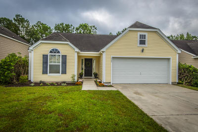 Single Family Home Contingent: 1223 Wando Shores Drive