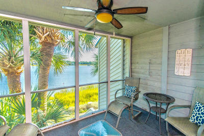 Folly Beach Attached Contingent: 42 Mariners Cay Drive