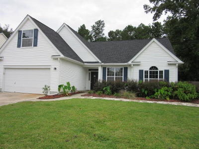 North Charleston Single Family Home Contingent: 8524 Kennestone Lane