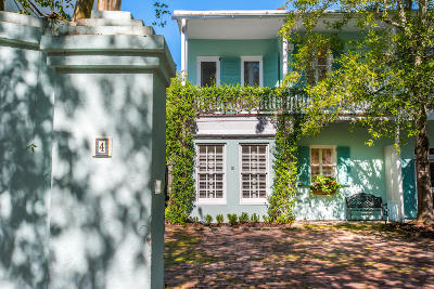 Charleston Attached For Sale: 4 Tradd Street