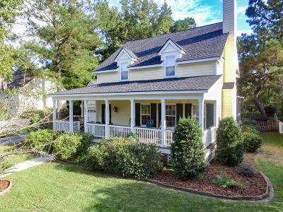Charleston Single Family Home For Sale: 197 Fairchild Street