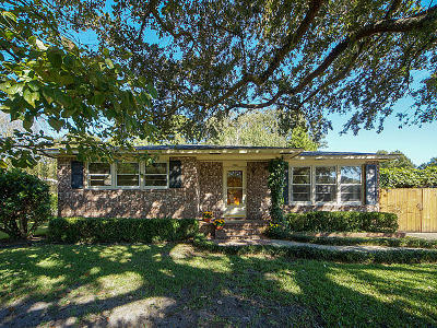 Charleston Single Family Home For Sale: 1522 Woodcrest Avenue