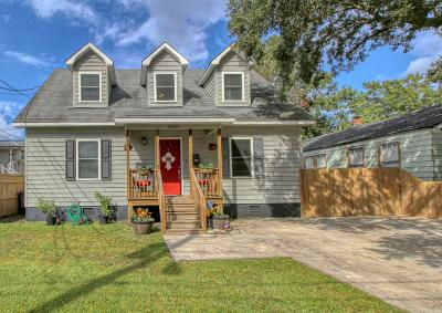 Single Family Home For Sale: 3547 Admiral Drive