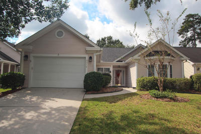 North Charleston Single Family Home For Sale: 9014 Delancey Circle