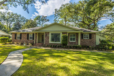 Charleston Single Family Home For Sale: 1919 Westminster Road