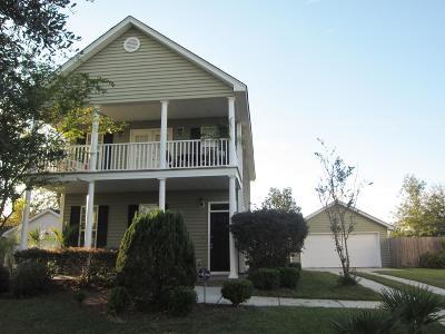 Single Family Home For Sale: 107 Full Moon Court