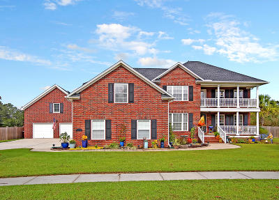 Goose Creek Single Family Home Contingent: 148 Westover Drive