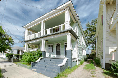 Charleston Single Family Home For Sale: 640 Rutledge Avenue #A&B