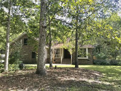 Summerville Single Family Home For Sale: 107 Joes Lane