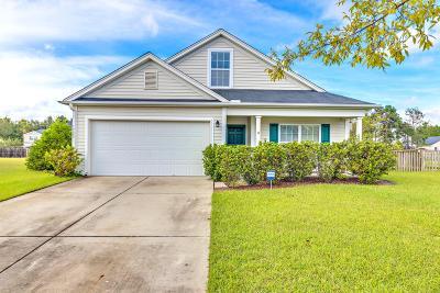 Summerville Single Family Home For Sale: 1520 Mandarin Court