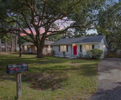 Single Family Home For Sale: 1155 Camden Street