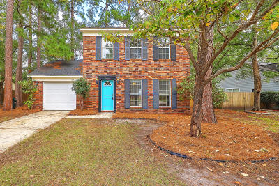 Single Family Home For Sale: 8474 William Moultrie Drive